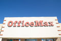 OfficeMax Royalty Free Stock Image