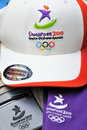 Official Youth Olympic Games goods Royalty Free Stock Photography