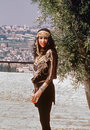 Ofra Haza Royalty Free Stock Photo