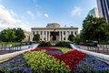 The Ohio Statehouse in Columbus, Ohio Royalty Free Stock Photo