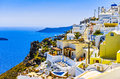 Oia Village Royalty Free Stock Photo