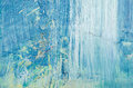 Oil painting detail abstract texture background Stock Photos