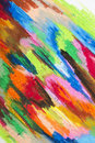 Oil pastels background Royalty Free Stock Photo