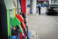 Oil Pump Nozzles Gas Stations