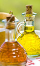 Oil & Vinegar Royalty Free Stock Photo