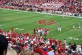 Oklahoma Sooner Football Royalty Free Stock Photo