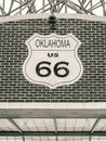 Oklahoma US 66 Royalty Free Stock Photo