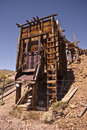 Old Abandoned Mine Royalty Free Stock Photo