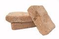 Old adobe bricks Royalty Free Stock Photo