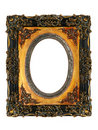 Old Antique Photo Frame Stock Images