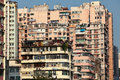 Old apartment building Royalty Free Stock Photo