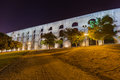 Old aqueduct - Elvas Portugal Royalty Free Stock Photo