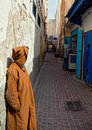 Old arabic street Royalty Free Stock Image