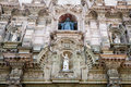 Old architecture of Lima, Peru. Royalty Free Stock Photo