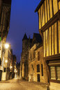 Old Architecture Of Rouen