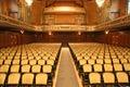 Old auditorium Royalty Free Stock Image