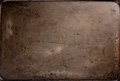 Old Baking Sheet Texture Royalty Free Stock Photo