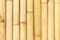 Old bamboo fence background; Old natural bamboo fence texture ba Royalty Free Stock Photo