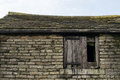 Old barn house. Royalty Free Stock Photo