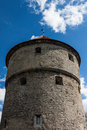 Old bastion tower Royalty Free Stock Photography