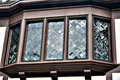 Old Bay Window Royalty Free Stock Photo