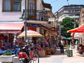 Old Bazaar, Prilep, Macedonia Royalty Free Stock Photo
