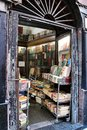 Old and beautiful bookstore in Chueca district Royalty Free Stock Photo