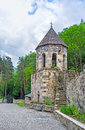 The old bell tower Royalty Free Stock Photo