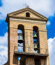 Old bell tower Royalty Free Stock Photo