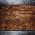 Old black wood background Stock Photos