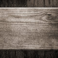 Old black wood background Royalty Free Stock Images