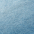 Old blue jean or denim cloth texture close up background Stock Photos