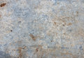 Old blue-white dirty metal sheet, texture Royalty Free Stock Photo