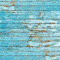 Old blue wood plank background very Stock Images