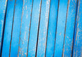 Old blue wooden background Royalty Free Stock Photo