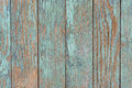 Old blue wooden table with grunge, abstract texture background. Royalty Free Stock Photo