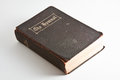 Old Book - The Hymnal Royalty Free Stock Images
