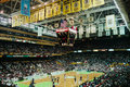 Old Boston Garden, Boston, MA. Royalty Free Stock Photo