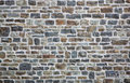 Old brick or stone wall Royalty Free Stock Photo