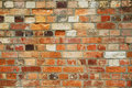 Old Brick Wall 01 Stock Image