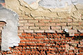 Old brick wall Royalty Free Stock Photography