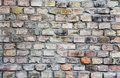 The old brick wall Royalty Free Stock Images