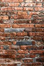Old brick wall background for Royalty Free Stock Images