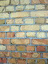 An old brick wall background Stock Image