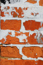 Old brick wall details Royalty Free Stock Photo