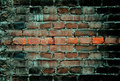 Old brick wall distressed Royalty Free Stock Image