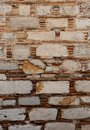 The old brick wall - the original background Royalty Free Stock Photos