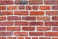 Old brick wall texture background red Royalty Free Stock Photo