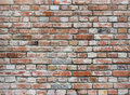 Old Brick wall textured Royalty Free Stock Photo