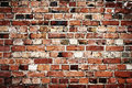Old brickwall background Royalty Free Stock Photo